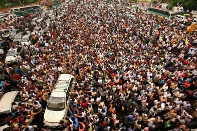 overpopulated